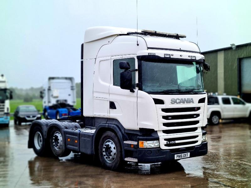 2016 Scania R450 Main View