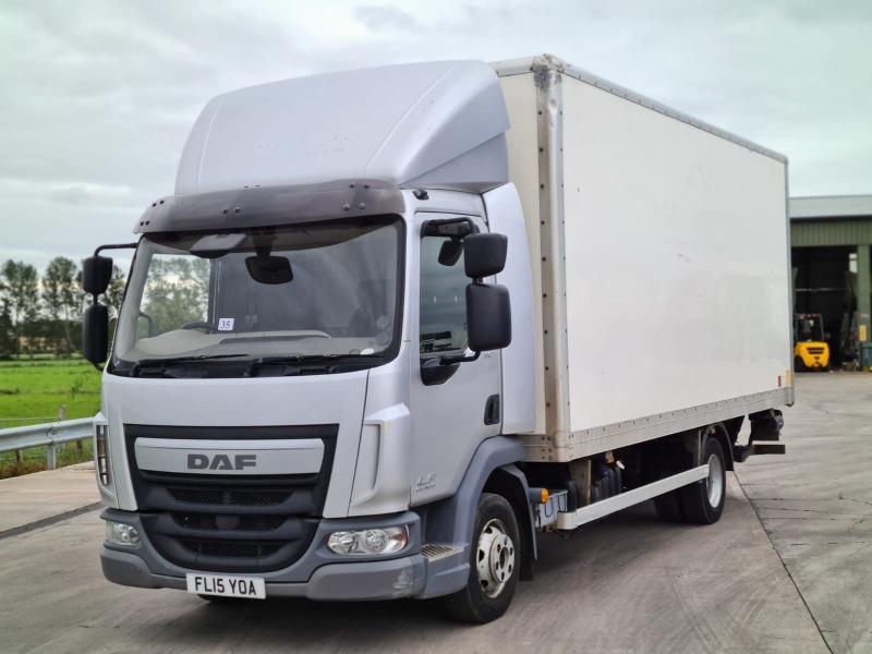 2015 DAF CF150 Rigid Main View