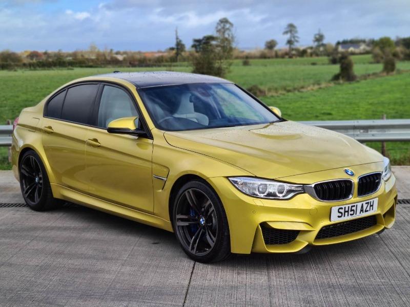 DEC 2015 BMW M3 Exterior