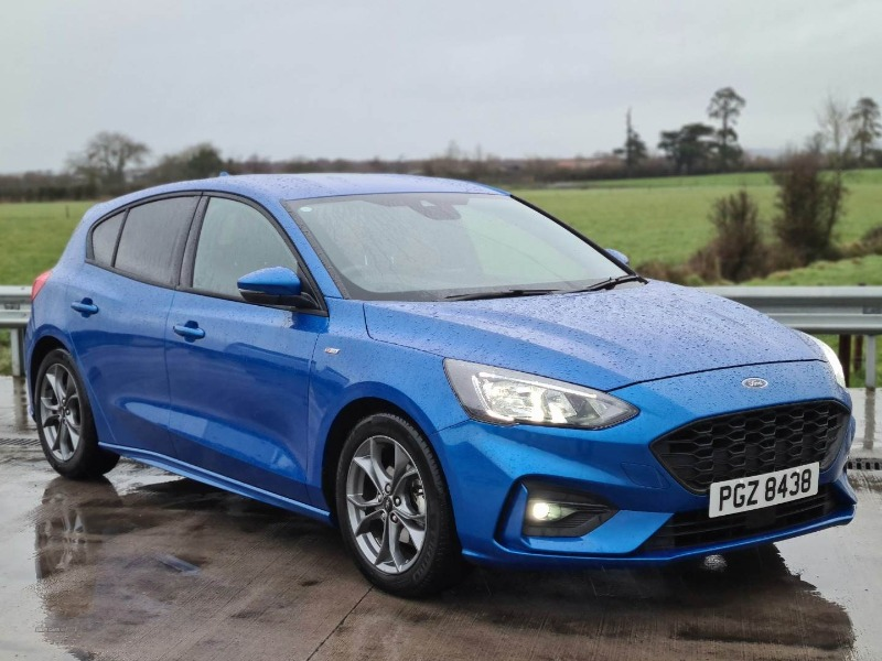 2020 Ford Focus ST Line Main view