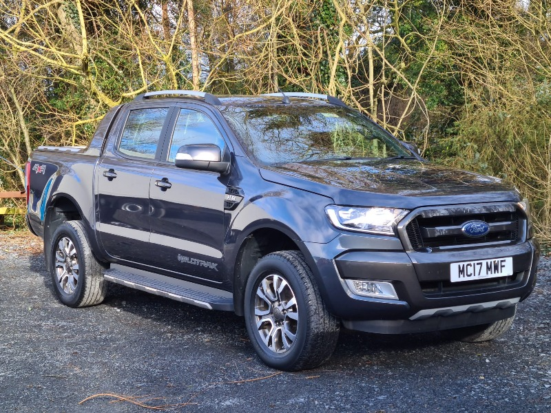2017 Ford Ranger Wildtrak Main view